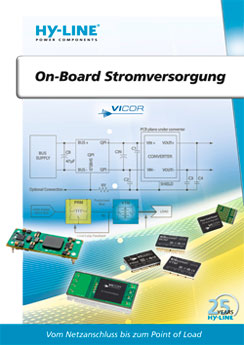 HY-LINE On-Board Stromversorgung