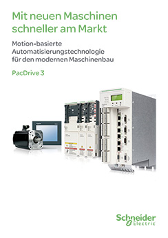 Schneider Electric PacDrive 3