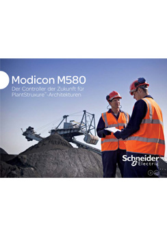 Schneider Electric: Modicon M580