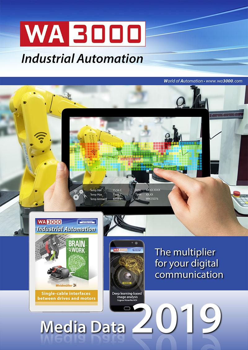 Media Data: WA3000 Industrial Automation